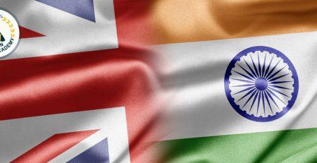 الانجليزية في الهند